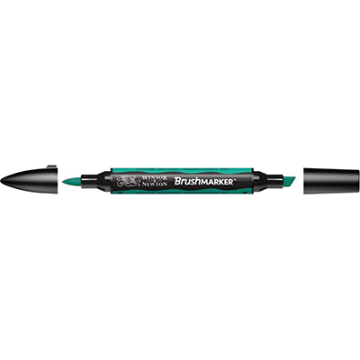 MARKER W&N BRUSH MARKER OCEAN TEAL (G956)