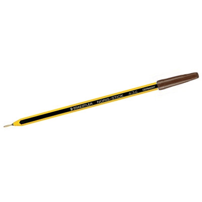 SFERA STAEDTLER NORIS STICK MEDIA 434 MARRONE VAN DYKE