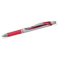 ROLLER PENTEL ENERGEL SCATTO 0,7 ROSSO