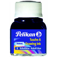 CHINA PELIKAN 10 ML BLU COBALTO