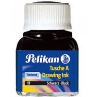 CHINA PELIKAN 10 ML NERO